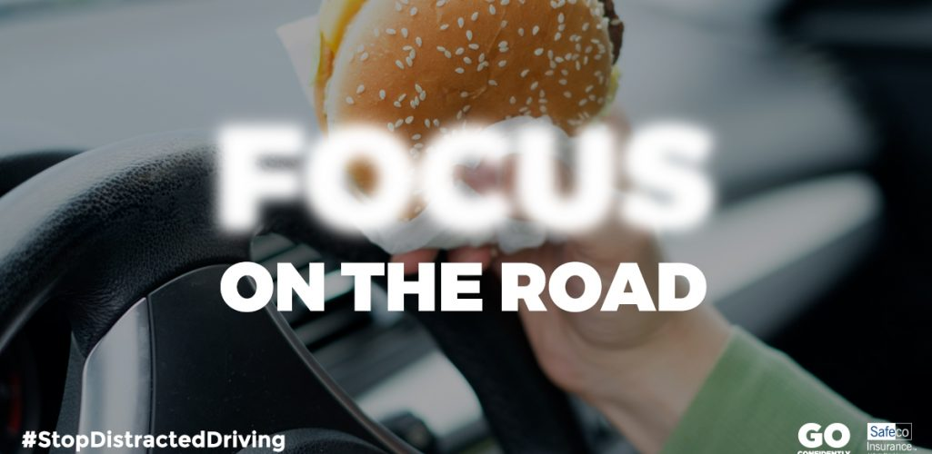 Distracted Driving Awareness Month: Food