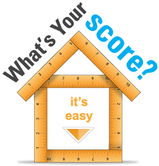 Assess the energy efficiency of your home and see how it measures up