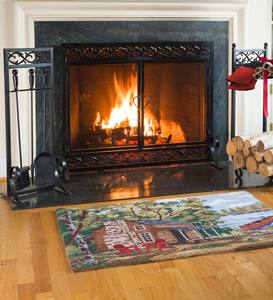 Don't Let It All Go Up in Smoke: Fireplace Care